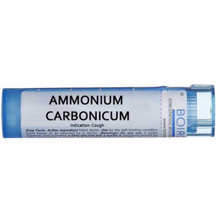 Ammonium Carbonicum