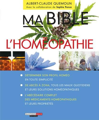 Ma bible de l homeopathie