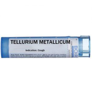 Tellurium metallicum