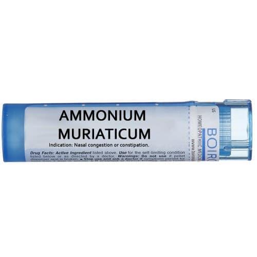 Ammonium muriaticum